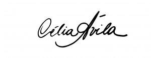 Assinatura Célia Ávila