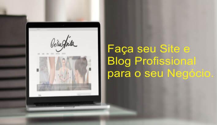 Faça seu Site e Blog Profissional para o seu Negócio